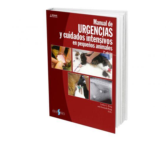 Manual de Urgencia y Cuidados Intensivos en Pequeños Animales
